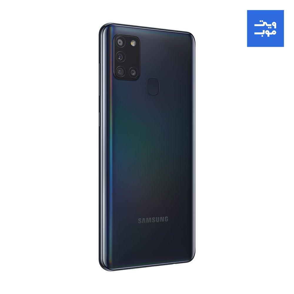 گوشی موبایل سامسونگ مدل Galaxy A21s دو سیم کارت ظرفیت 64 گیگابایت رم 6 گیگابایت