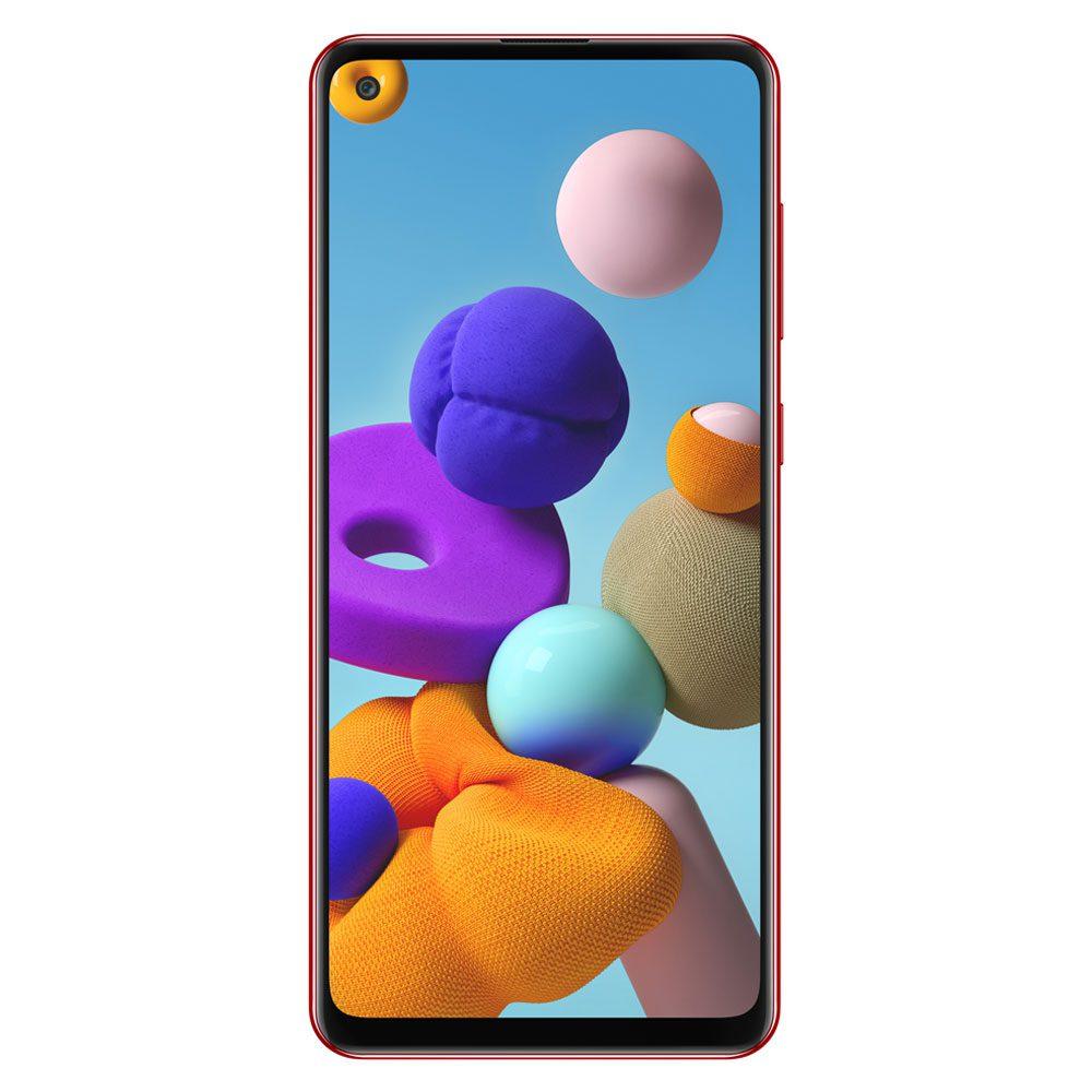 گوشی موبایل سامسونگ مدل Galaxy A21s دو سیم کارت ظرفیت 64 گیگابایت رم 4 گیگابایت