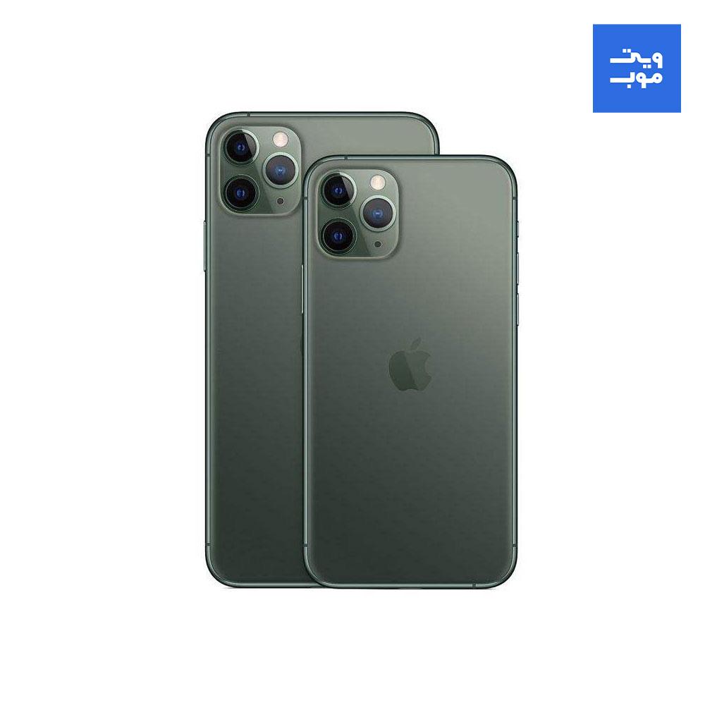 گوشی موبایل اپل مدل iPhone 11 Pro دو سیم کارت ظرفیت 512 گیگابایت