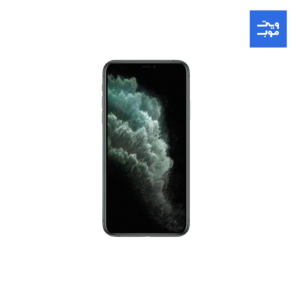 گوشی موبایل اپل مدل iPhone 11 Pro Max دو سیم کارت ظرفیت 512 گیگابایت