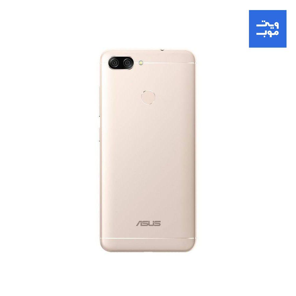 گوشی موبایل ایسوس مدل Zenfone Max Plus دو سیم کارت ظرفیت 64 گیگابایت