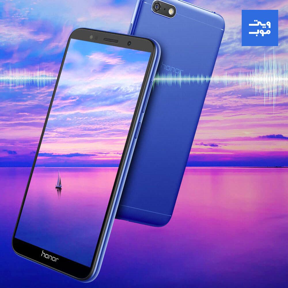 گوشی موبایل آنر مدل 7S دو سیمکارت ظرفیت 16 گیگابایت رم 1