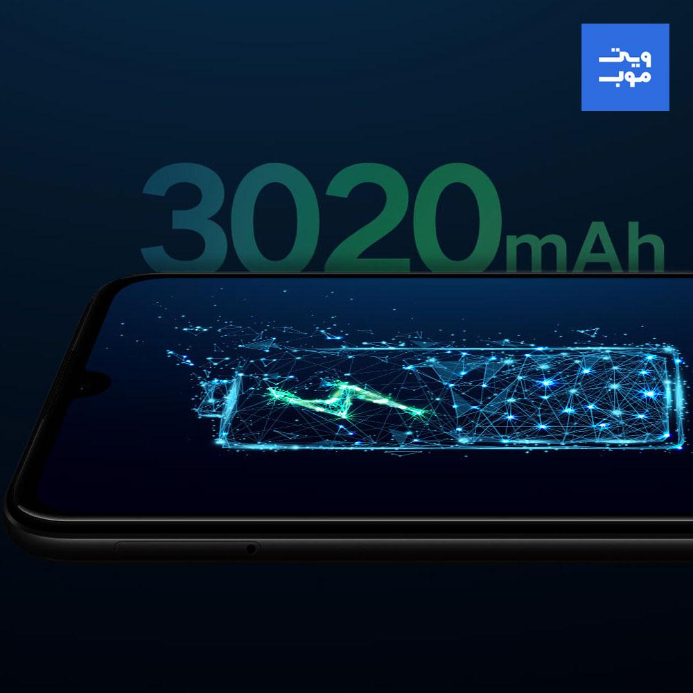 گوشی موبایل آنر 8A دو سیم کارت ظرفیت 32 گیگابایت