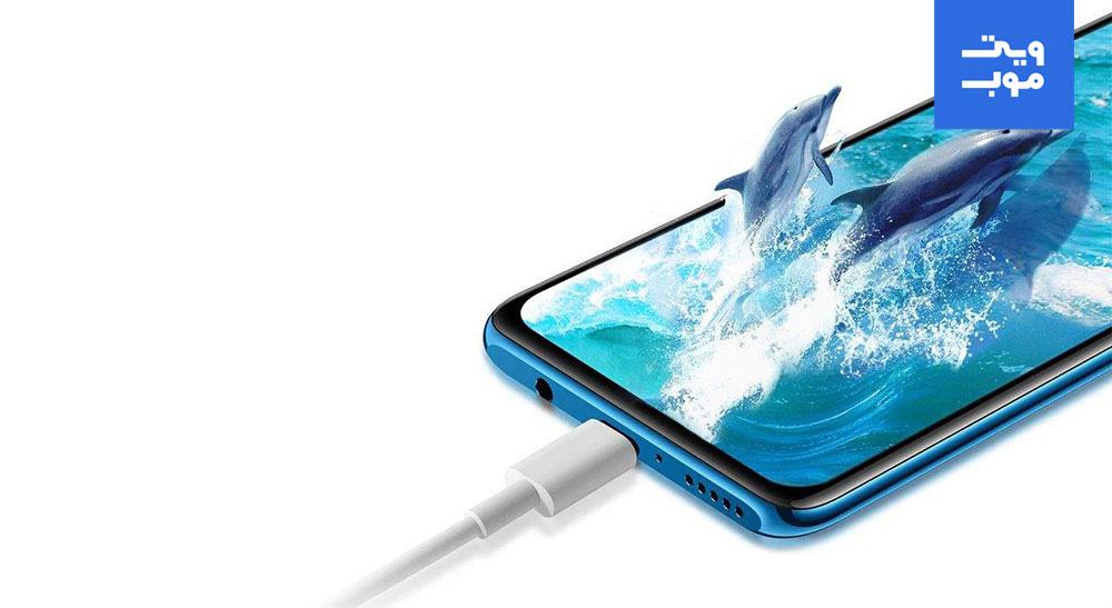 گوشی موبایل هوآوی مدل P30 Lite دو سیم کارت ظرفیت 128 گیگابایت با رم 6 گیگابایت