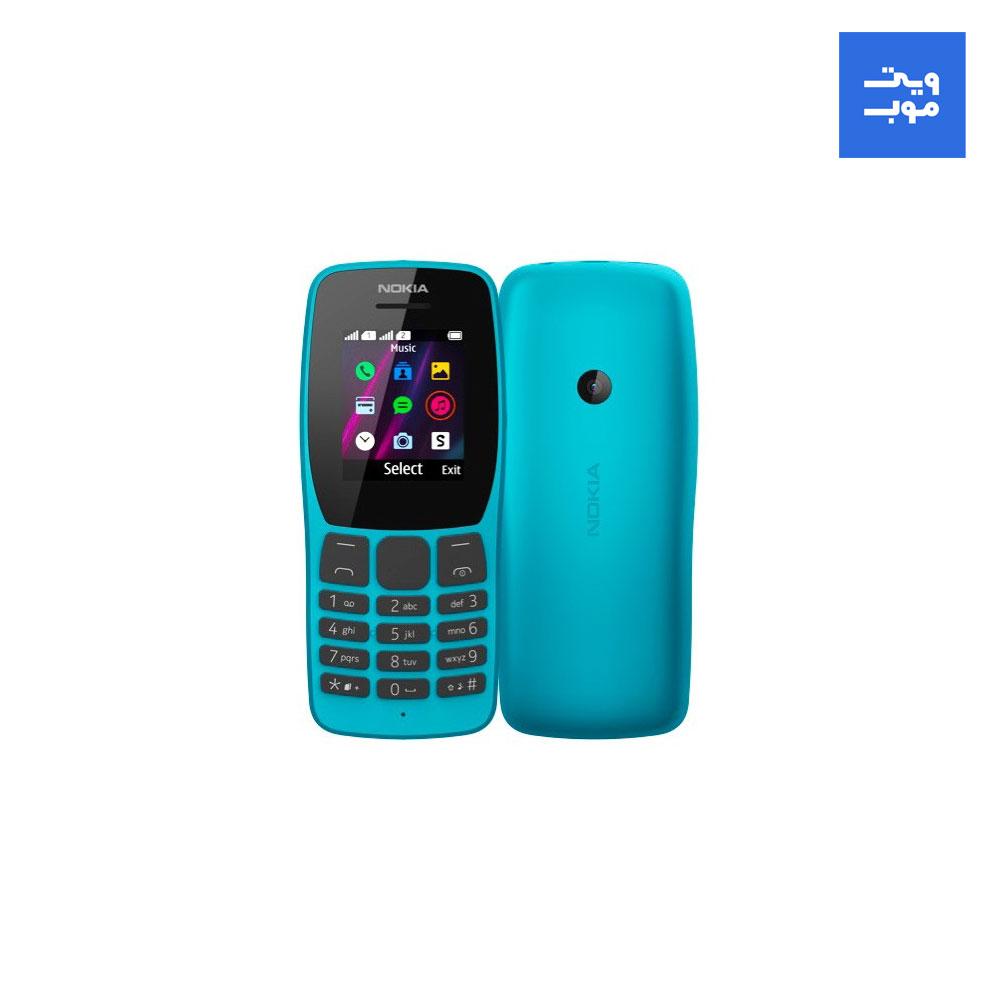 گوشی موبایل نوکیا مدل 110 دو سیم کارت