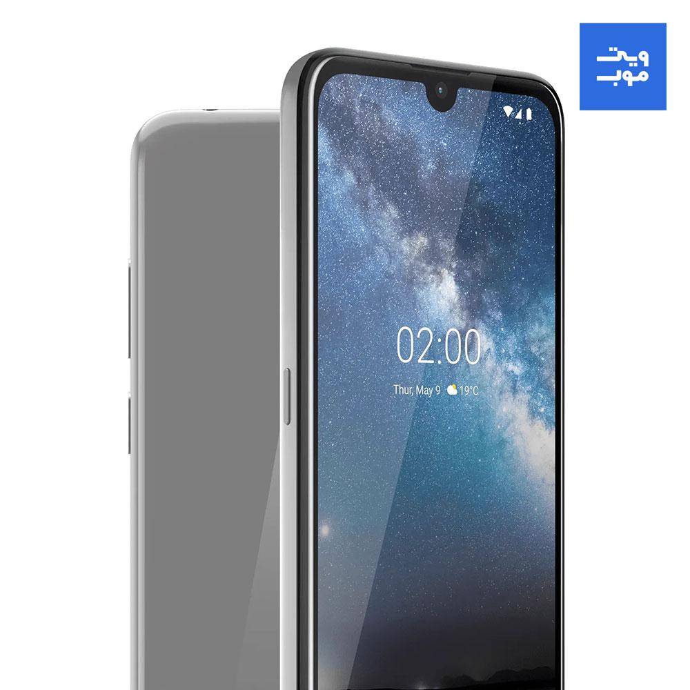 گوشی موبایل نوکیا Nokia مدل 2.2 دو سیم کارت ظرفیت 32 گیگابایت