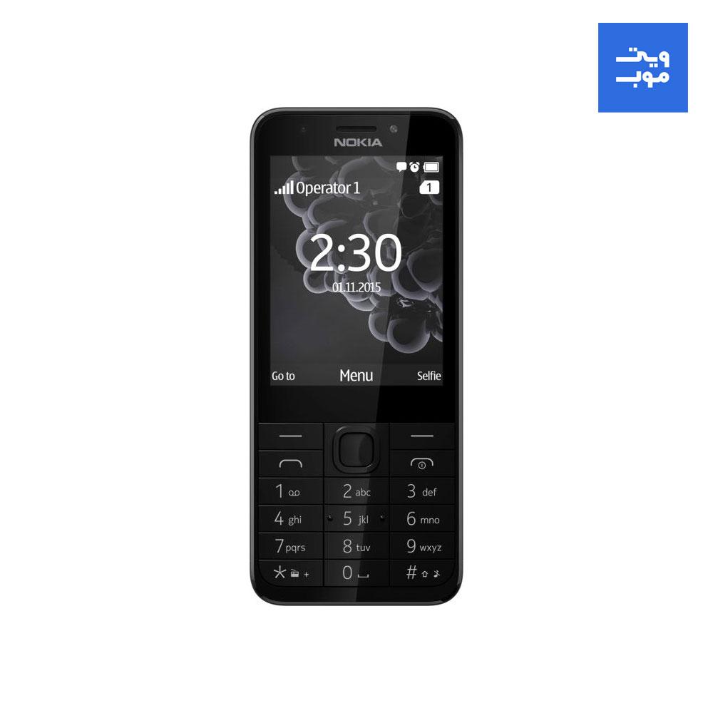 گوشی موبایل نوکیا مدل 230 دو سیم کارت