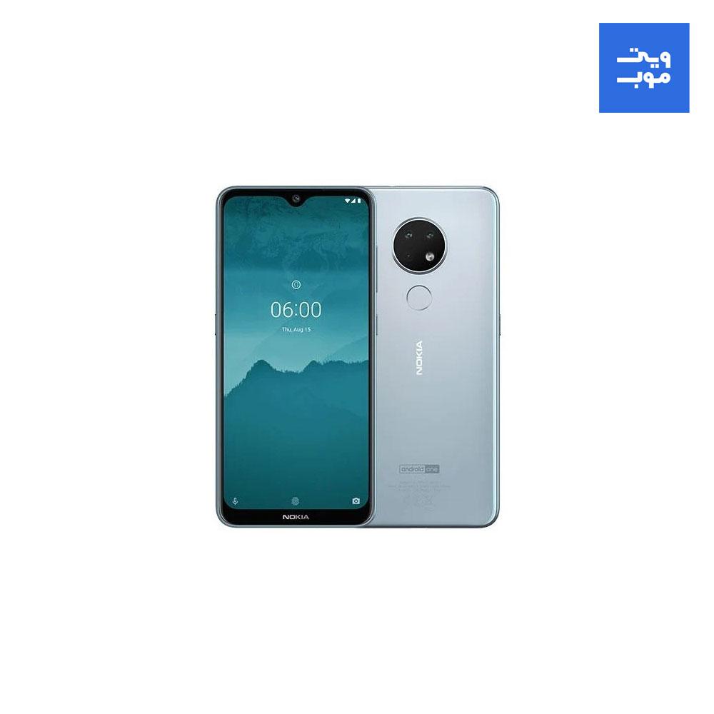 گوشی موبایل نوکیا مدل 6.2 دو سیم کارت ظرفیت 128 گیگابایت