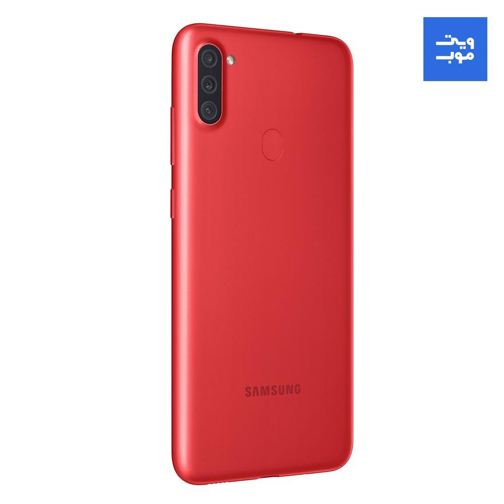 گوشی موبایل سامسونگ مدل Galaxy A11 دو سیم کارت ظرفیت 32 گیگابایت رم 2 گیگابایت