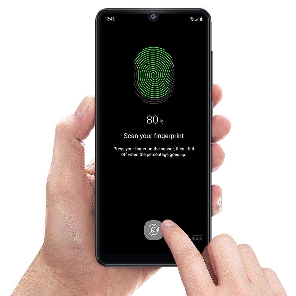 گوشی موبایل سامسونگ مدل Galaxy A31 دو سیم کارت ظرفیت 128 گیگابایت رم 4 گیگابایت