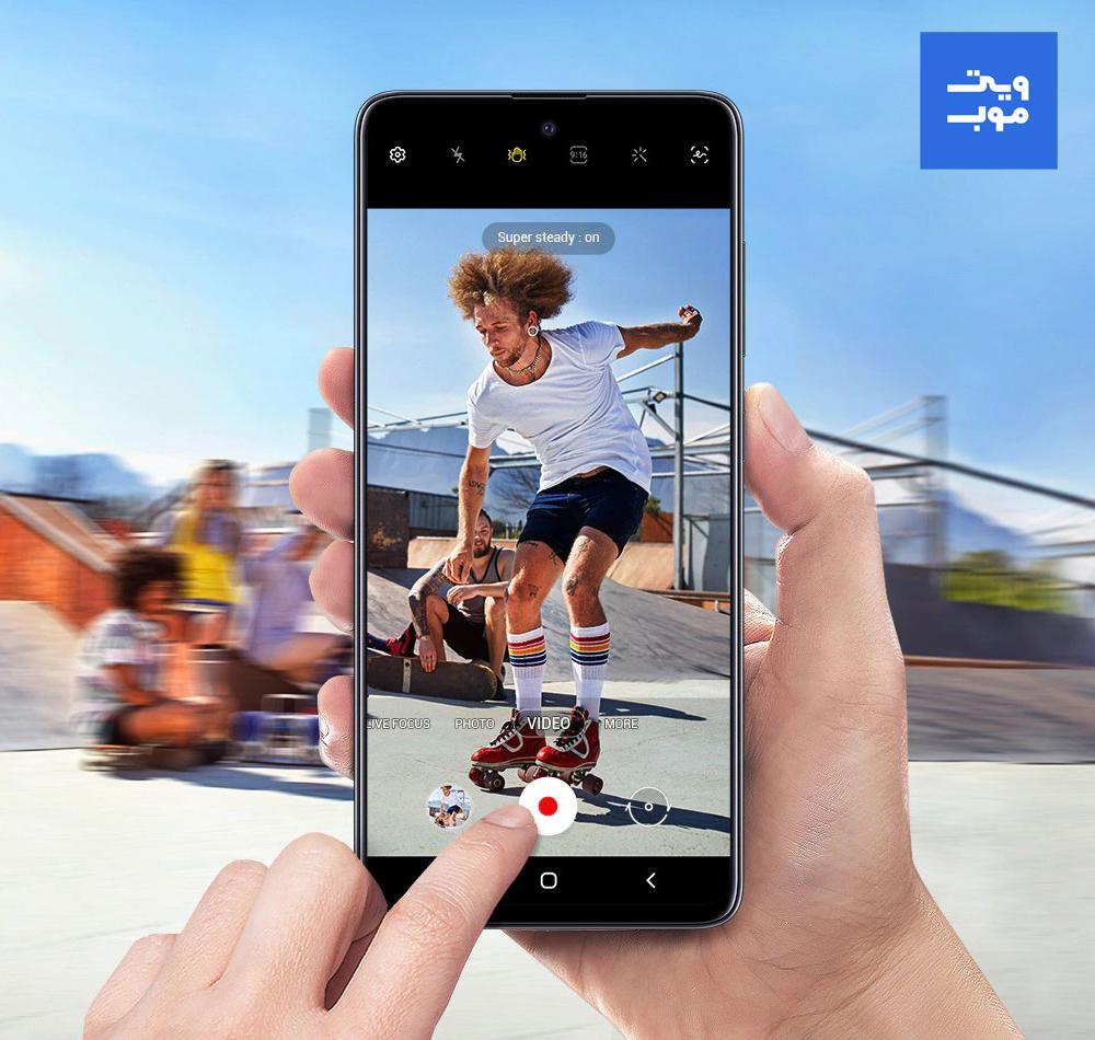 گوشی موبایل سامسونگ مدل Galaxy A51 دو سیم کارت ظرفیت 128گیگابایت