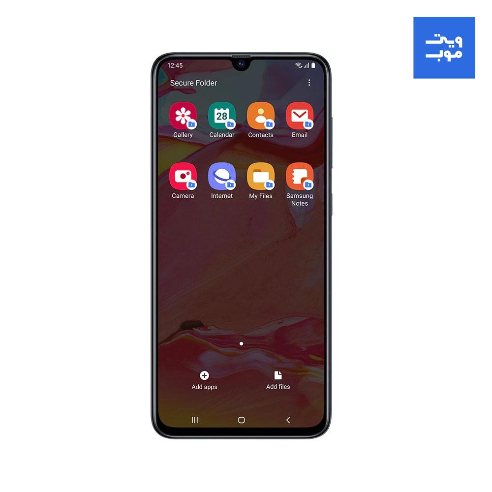 گوشی موبایل سامسونگ مدل Galaxy A70 دو سیمکارت ظرفیت 128 گیگابایت