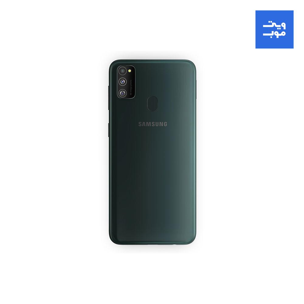 گوشی موبایل سامسونگ مدل Galaxy M30S دو سیم کارت ظرفیت 64 گیگابایت