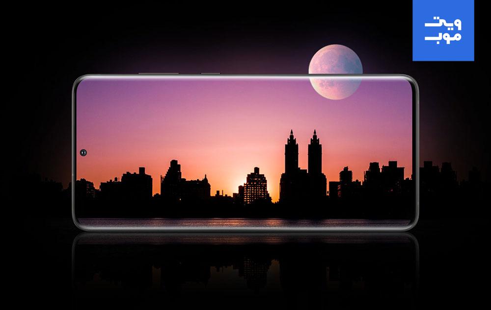 گوشی موبایل سامسونگ مدل Galaxy S20 دو سیم کارت ظرفیت 128 گیگابایت