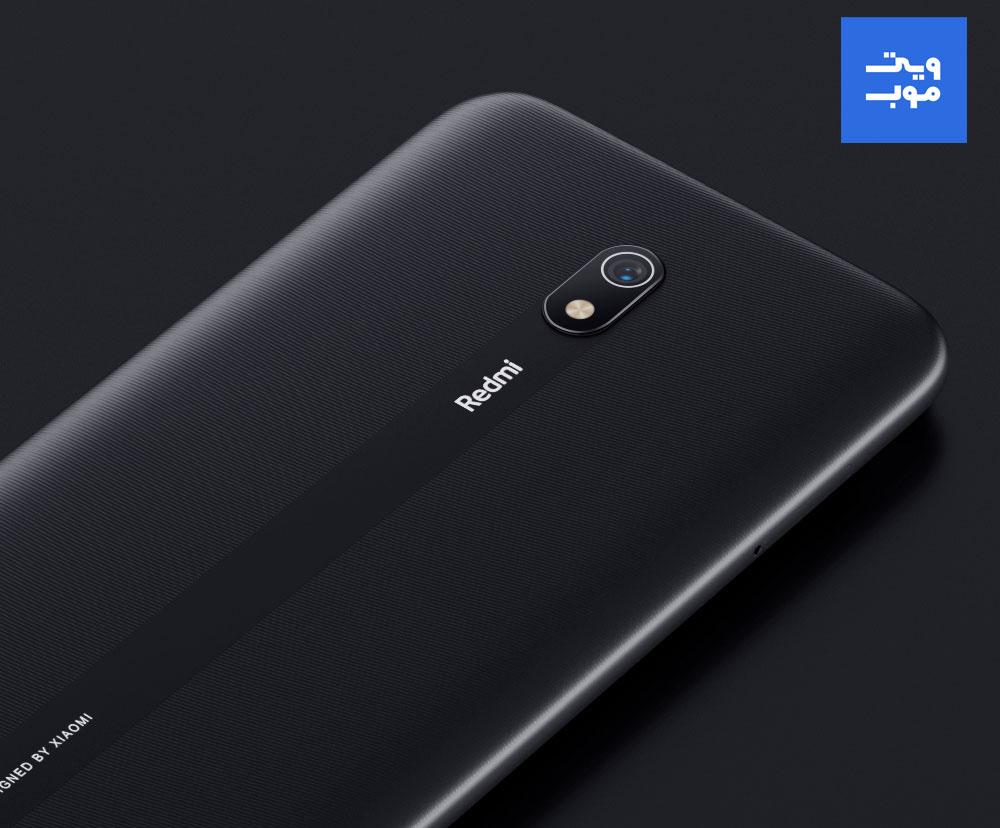 گوشی موبایل شیائومی مدل Redmi 8A دو سیم کارت ظرفیت 32 گیگابایت
