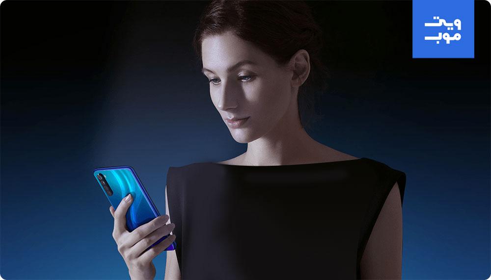 گوشی موبایل شیائومی مدل Redmi Note 8 دو سیم کارت ظرفیت 128 گیگابایت رم 6