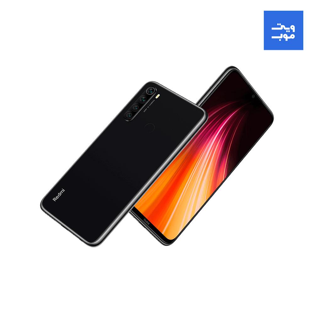 گوشی موبایل شیائومی مدل Redmi Note 8 دو سیم کارت ظرفیت 64 گیگابایت رم 4