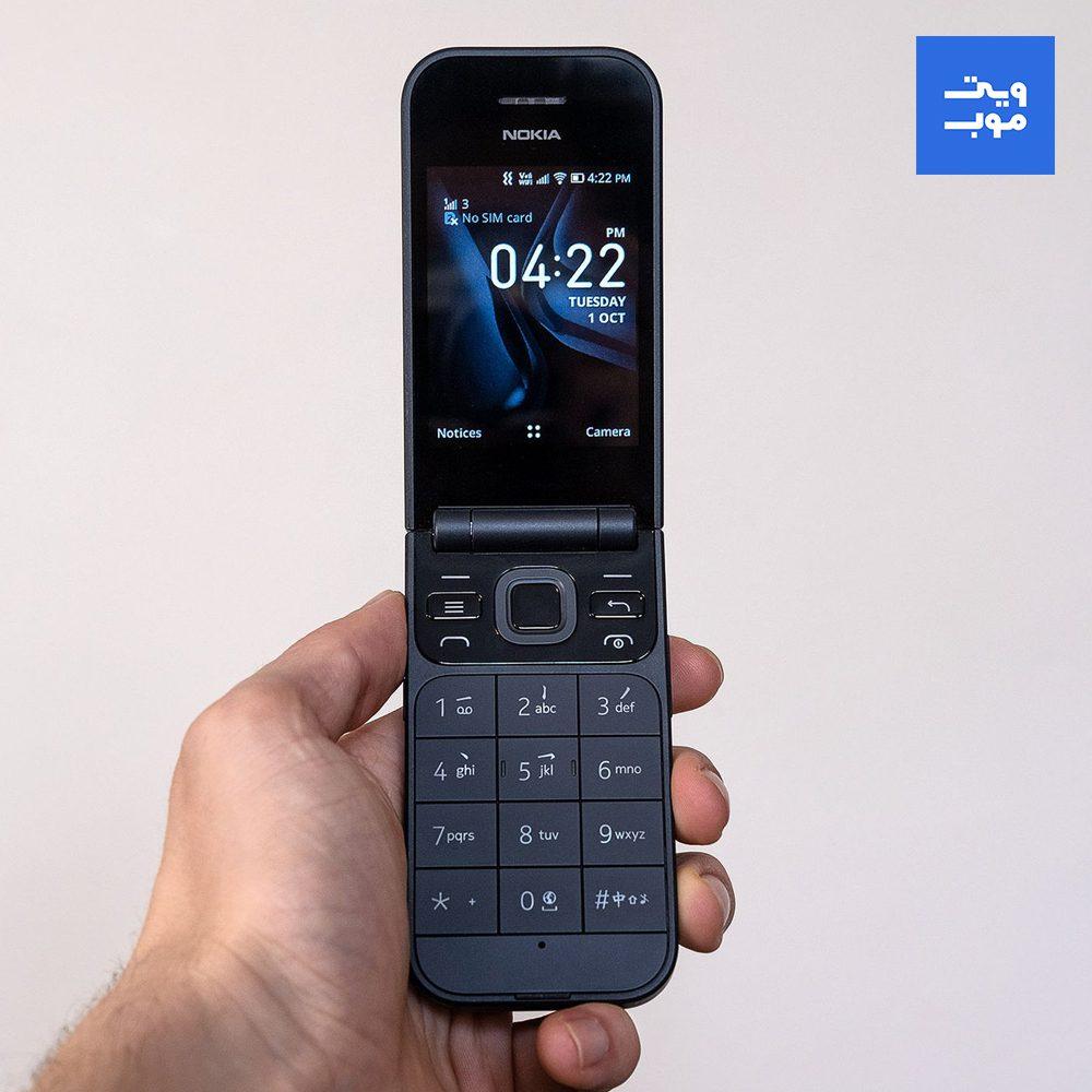 گوشی موبایل نوکیا مدل 2720 فلیپ دو سیم کارت