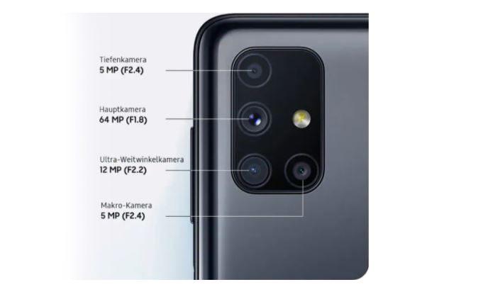 Samsung Galaxy M51 Detail 05