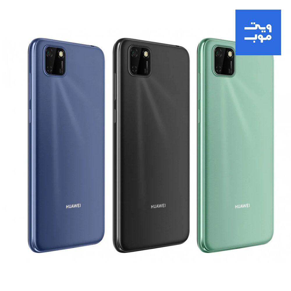 گوشی موبایل هوآوی مدل Y5p ظرفیت 32 گیگابایت رم 2