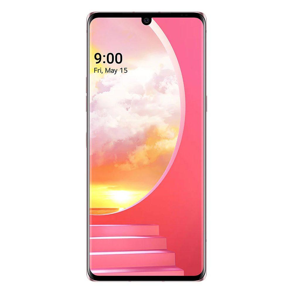 گوشی موبایل ال جی Velvet ظرفیت 128 گیگابایت رم 6