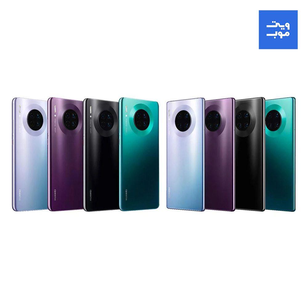 گوشی موبایل هوآوی مدل Mate 30 Pro ظرفیت 256 گیگابایت رم 8