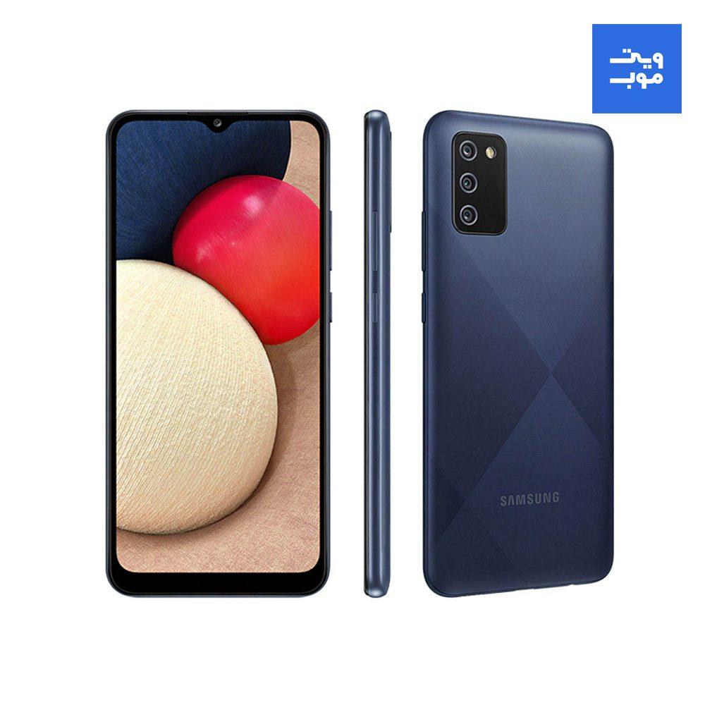 گوشی موبایل سامسونگ مدل Galaxy A02s ظرفیت 32 گیگابایت رم 3