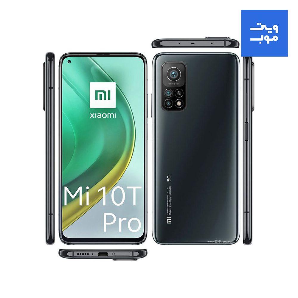 گوشی موبایل شیائومی مدل Mi 10T Pro ظرفیت 256 گیگابایت رم 8