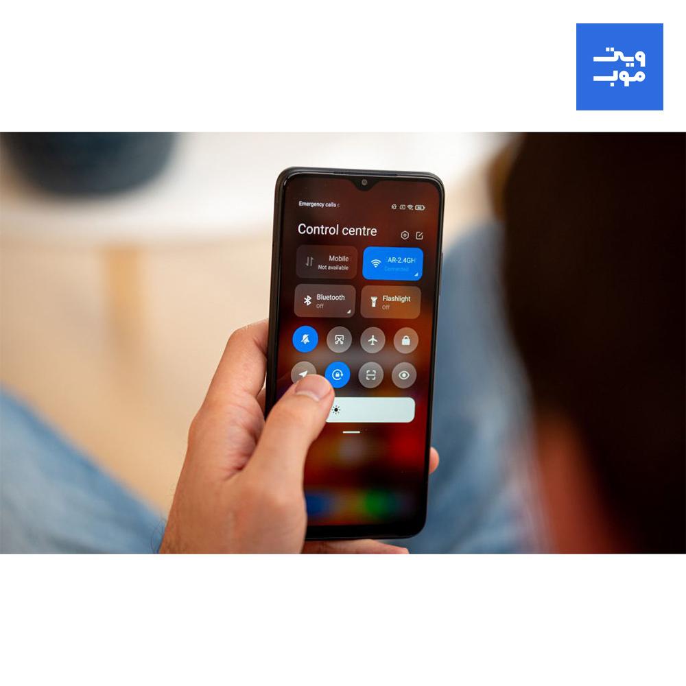 گوشی موبایل شیائومی مدل Poco M3 ظرفیت 64 گیگابایت رم 4