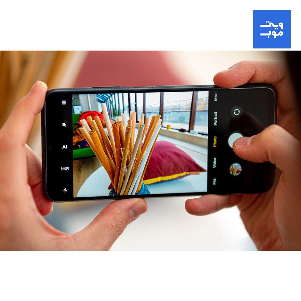 گوشی موبایل شیائومی مدل Poco M3 ظرفیت 128 گیگابایت رم 4